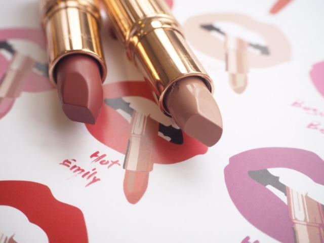 Charlotte Tilbury Hot Lips & Women For Women