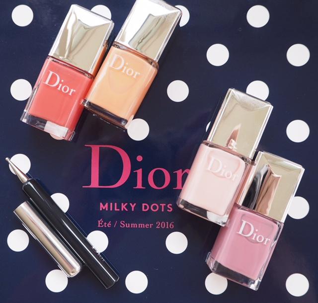 Dior Milky Dots Summer 2015