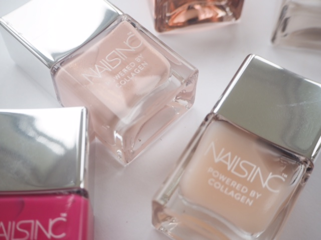 Nails Inc Collagen Collection