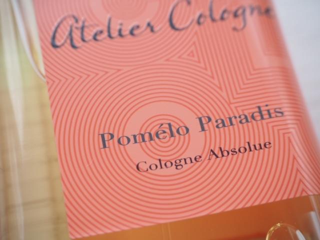 Atelier Cologn Pomelo Paradis