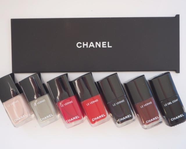 Chanel Gel Top Coat