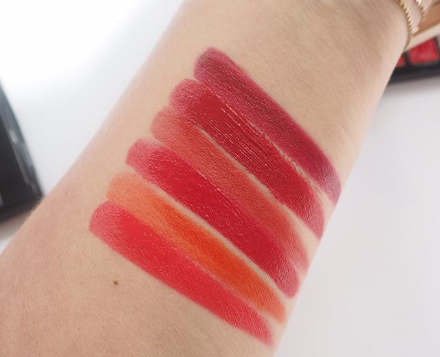 L'Oreal Paris La Palette Lips