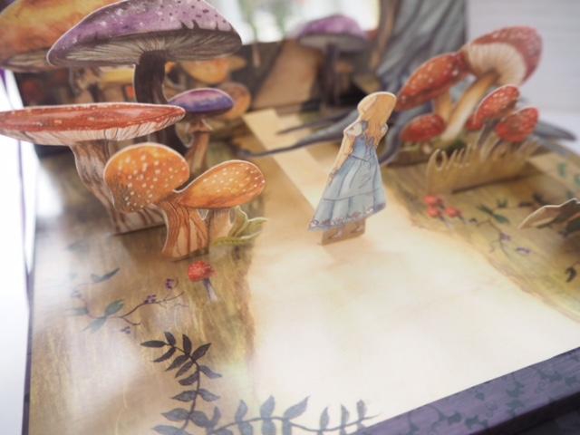 Urban Decay Alice In Wonderland Palette 1