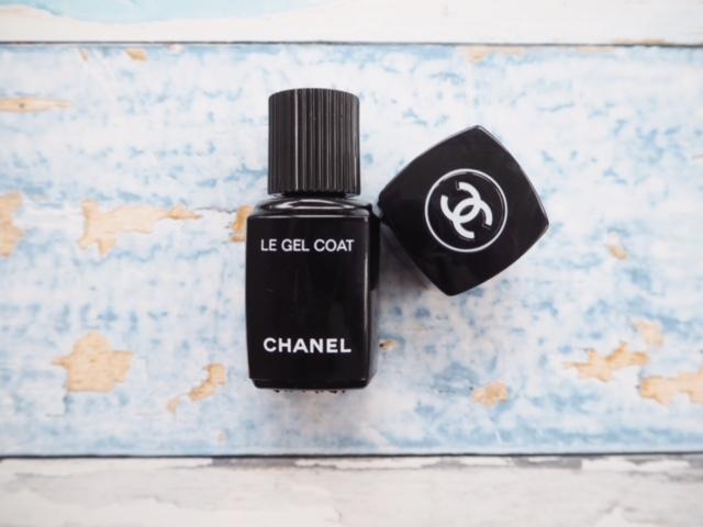 Chanel Gel Topcoat