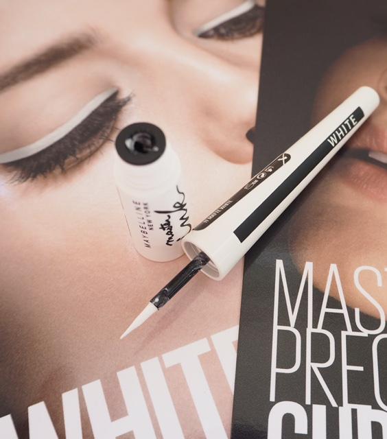 Maybelline Master Ink White Eyeliner