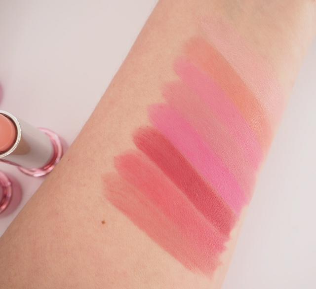Soap & Glory Lipsticks