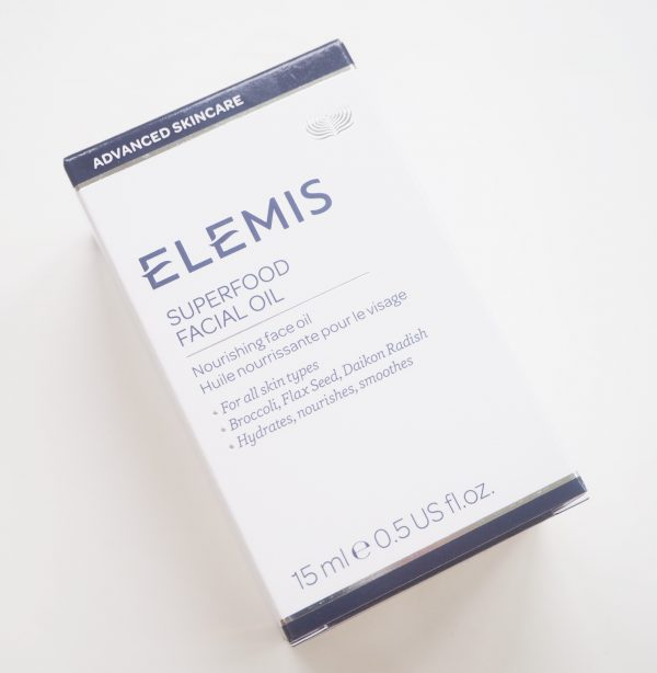 Elemis Superfood Facial Oil #AD