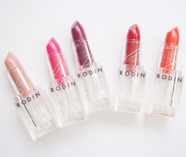 Rodin Olio Lusso Lipsticks