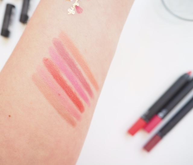 Sleek MakeUp Power Plump Lipsticks