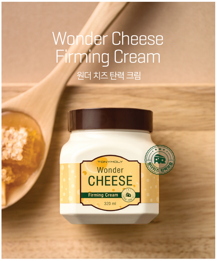 Tony Moly Wonder Cheese Firming Cream