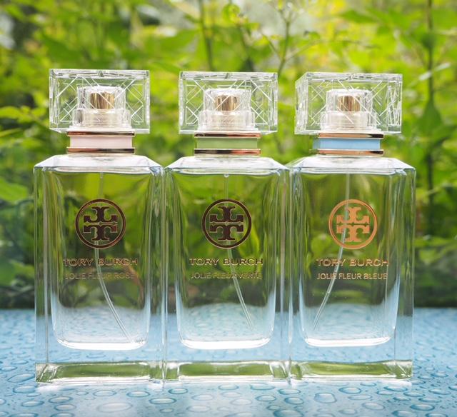 Tory Burch Jolie Fleur Fragrance Collection