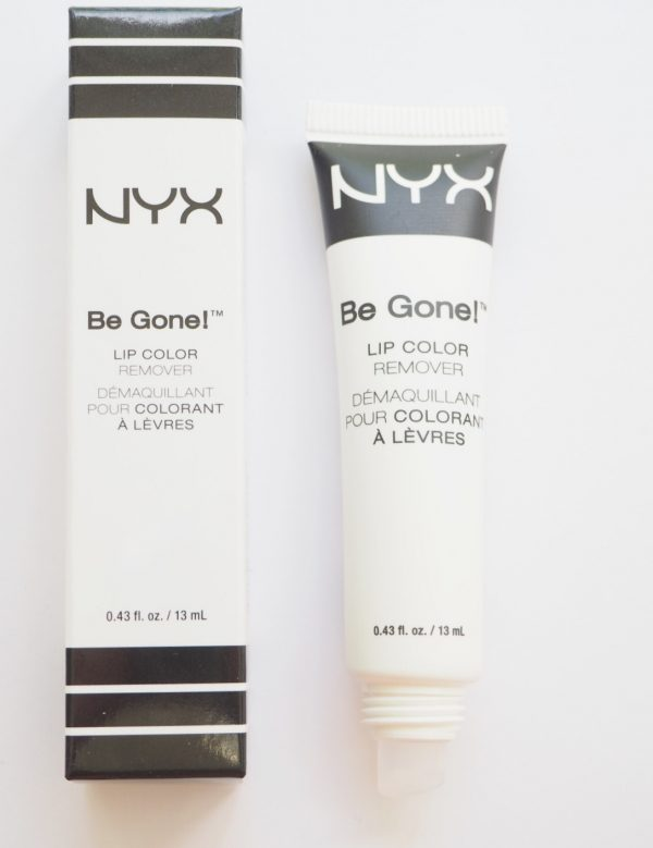 NYX Be Gone Lip Colour Remover