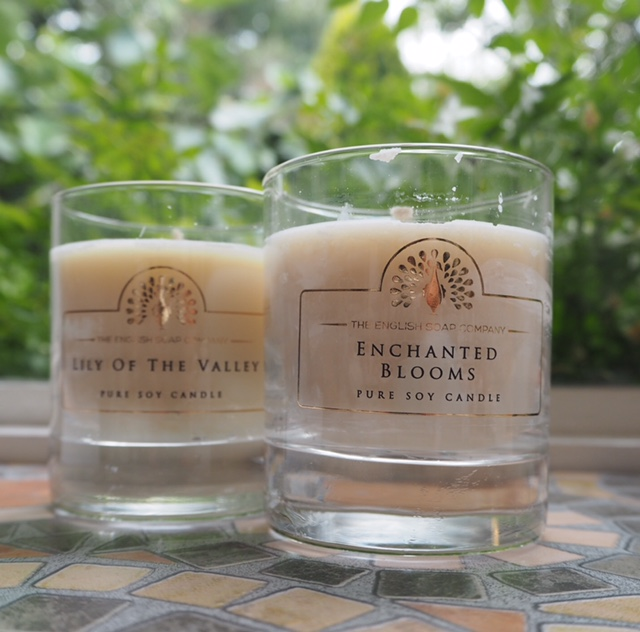 The English Soap Company Candles