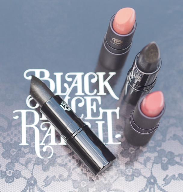Lipstick Queen Black Lace Rabbit