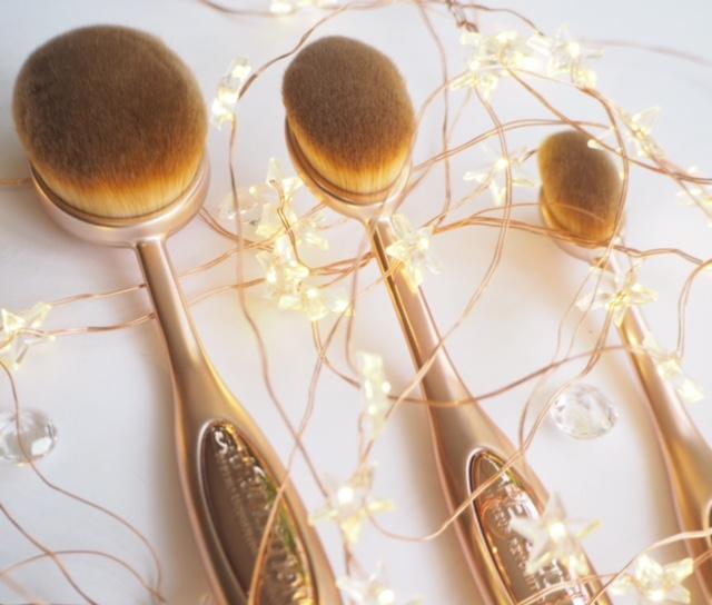 Makeup Revolution Precision Contour Brushes