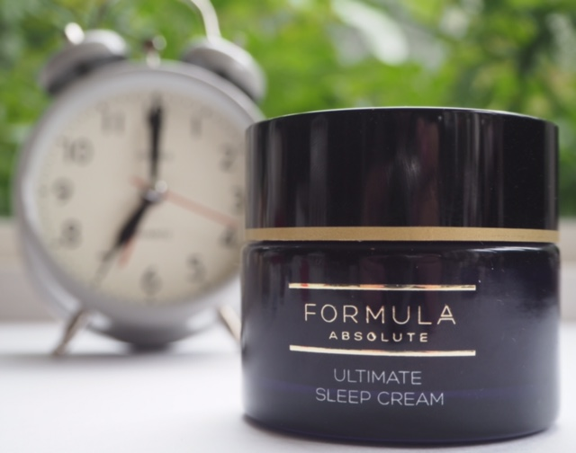 Marks & Spencer Absolute Ultimate Sleep Cream Formula #AD