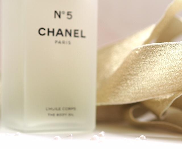 Chanel No.5 Body Oil