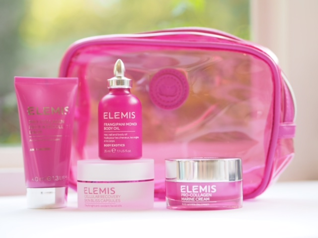 Elemis Breast Cancer Care Collection 2016