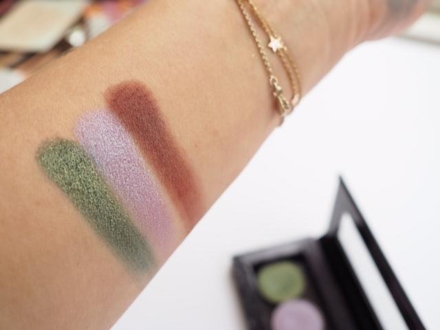 Makeup Geek Pressed Shadows