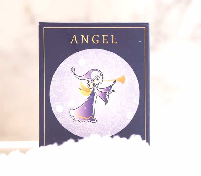 The English Soap Company Angel Candle