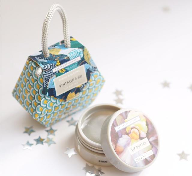 Heathcote & Ivory Handbag Lip Butter