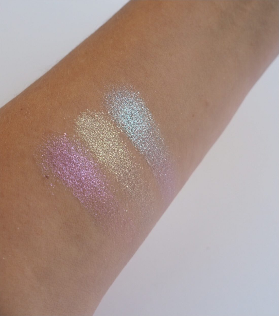 Phee's Makeup Highlighting Powders