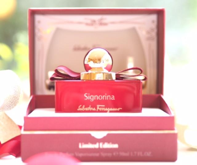 Salvatore Ferragamo Signorina Limited Edition