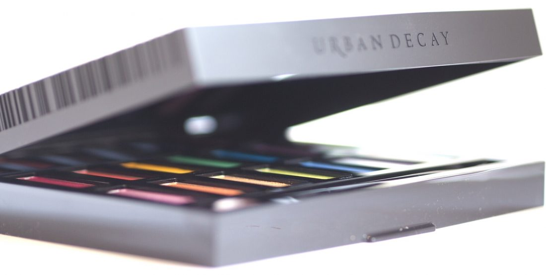Urban Decay Full Spectrum Palette Launch