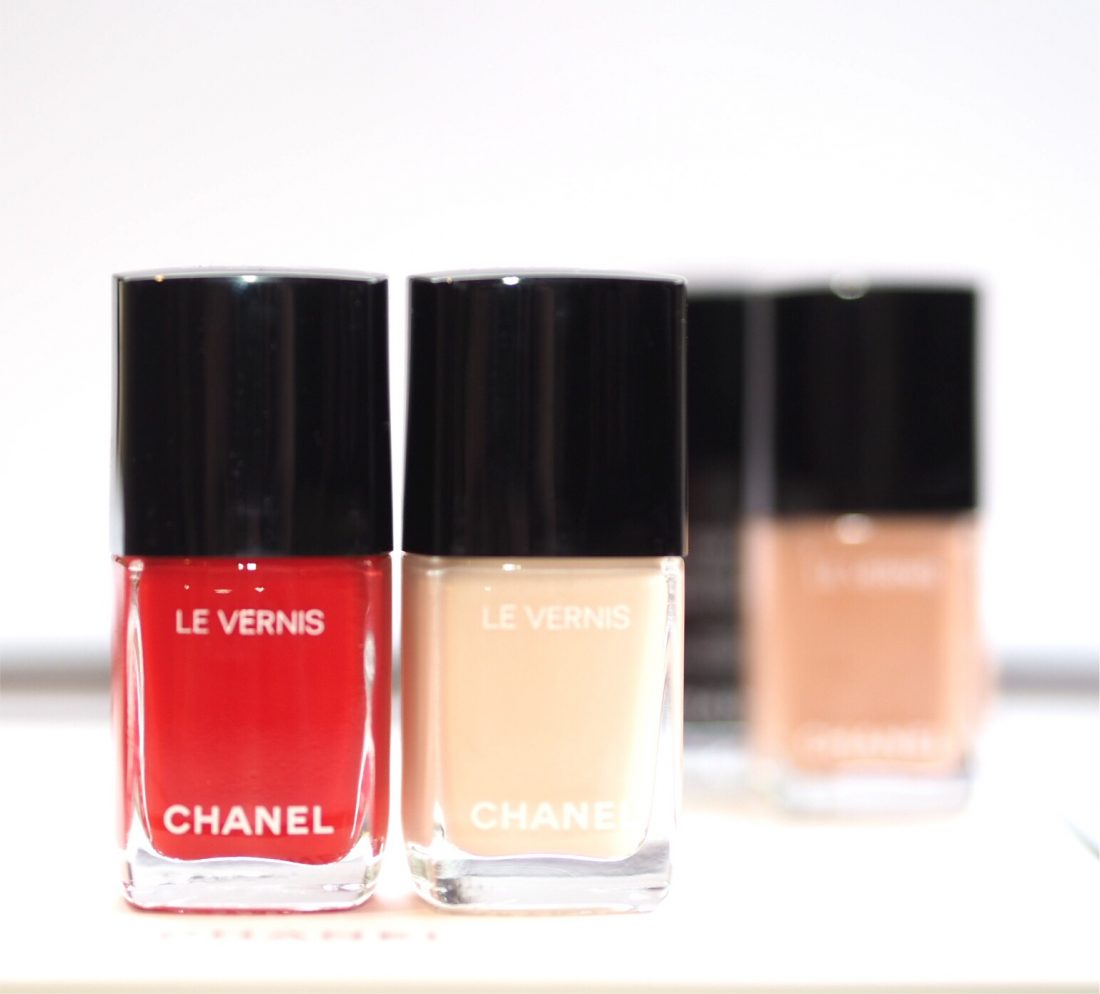 Chanel Beauty Spring 2017