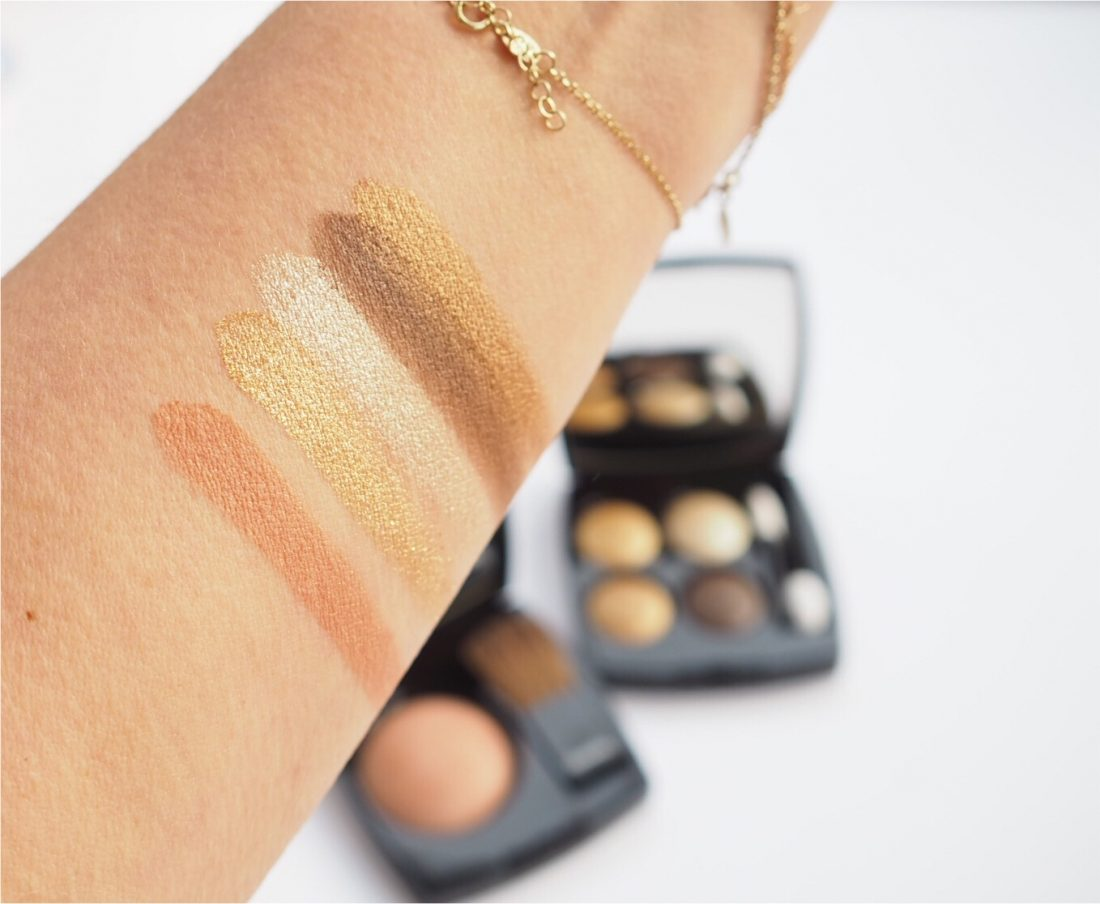 Chanel Coco Code Swatches