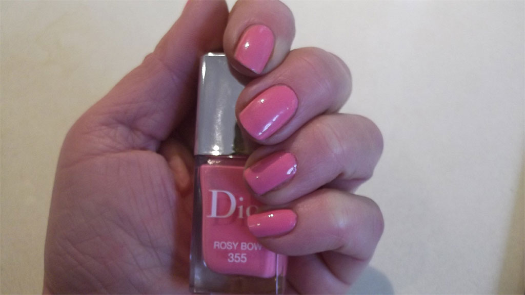 Dior Rosy Bow
