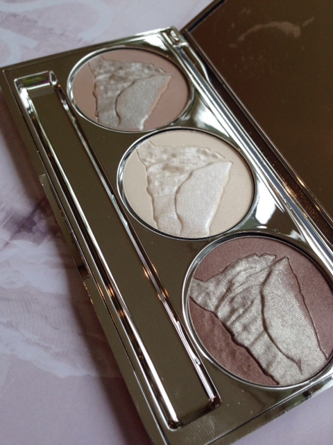 Chantecaille Glacier Eye Shade Trio Spring 2015