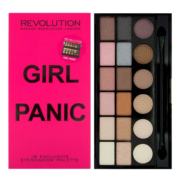 Girl Panic Palette