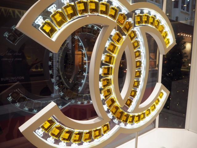 Chanel Burlington