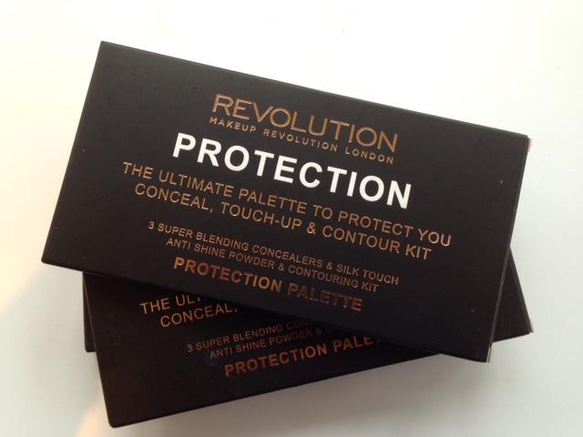 Makeup Revolution Protection Palettes