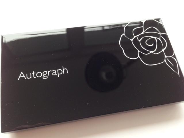 Autograph Face Contouring Palette