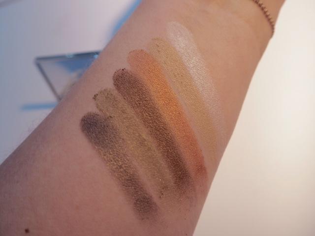 Aromatics In White Makeup