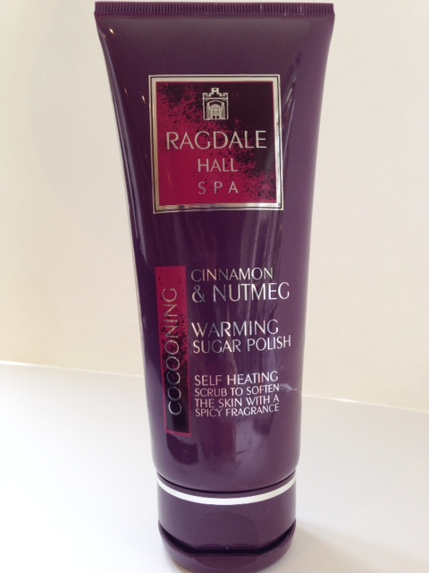 Ragdale Hall Spa Warming Sugar Polish