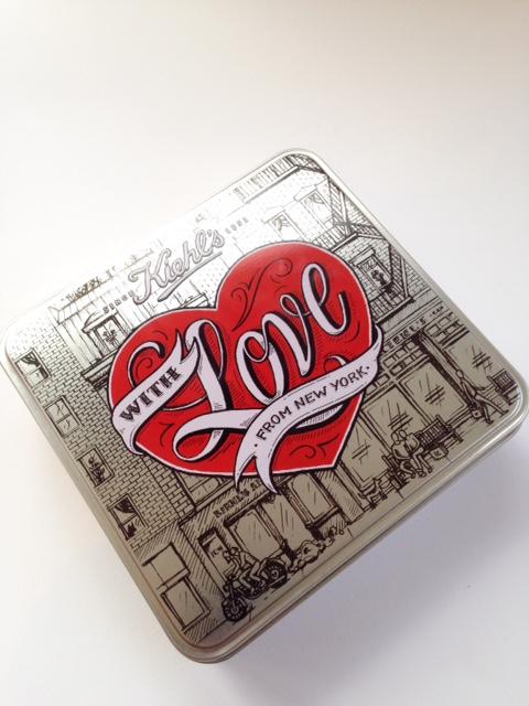 Kiehl's Valentine's Day Lip Balm Gift Set