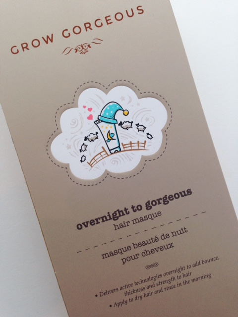 Grow Gorgeous