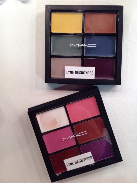 MAC Trend Forecast Palettes A/W15