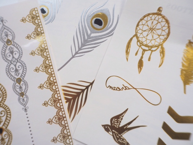 Orelia Temporary Tattoos