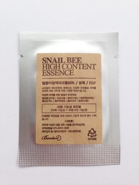 Snail Bee