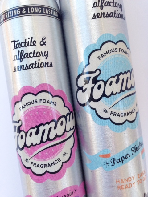 Foamous Fragrance