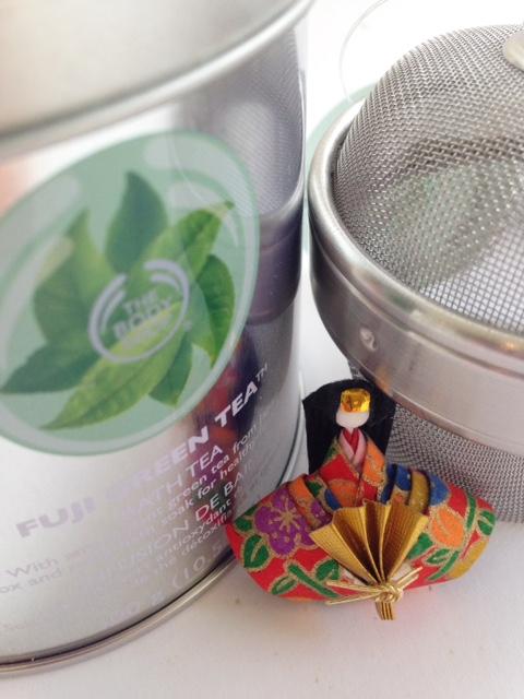 The Body Shop Green Tea