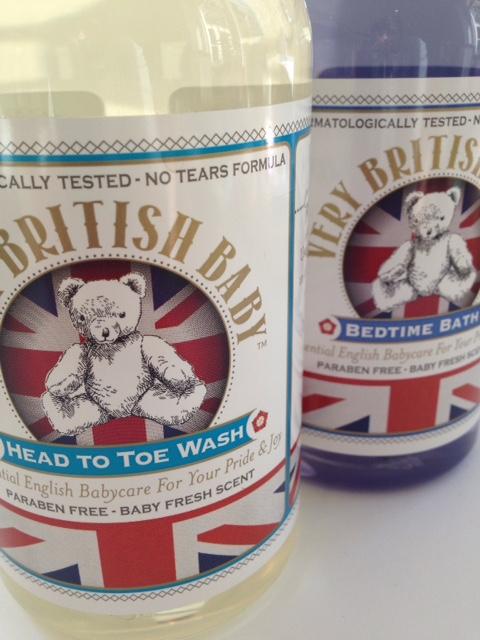 Very British Baby