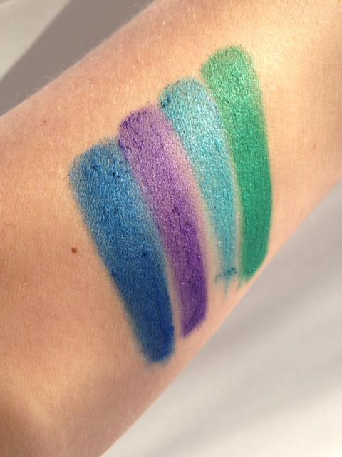 Kiko Cream Crush Eyeshadows