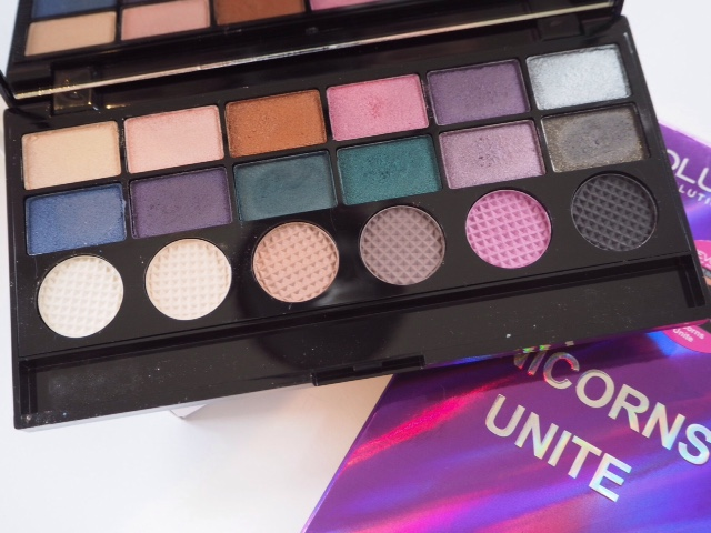 Make Up Revolution Unicorns Unite Palette