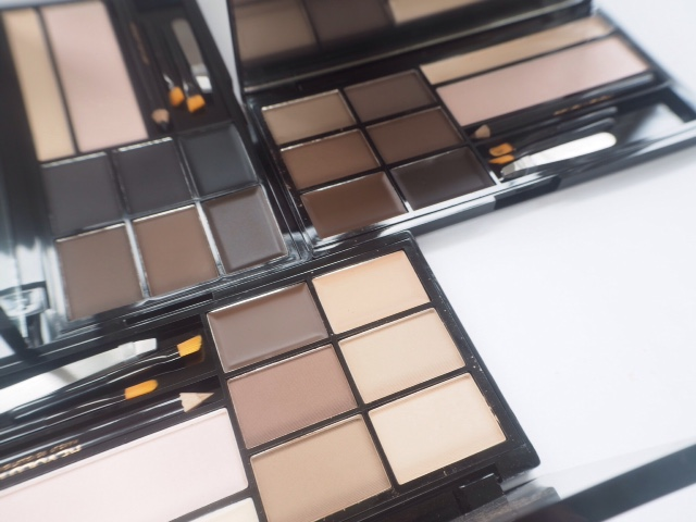 Makeup Revolution Brow Palette