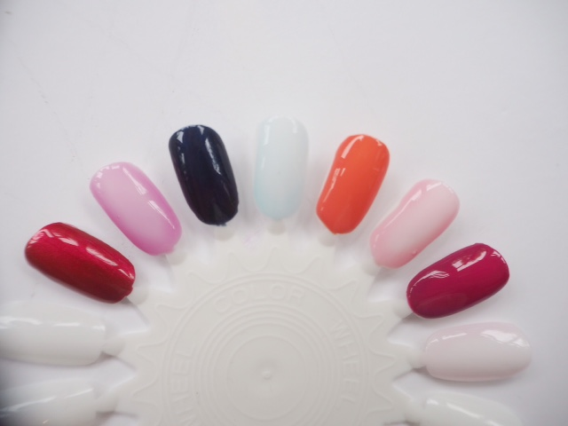 L'Oreal Paris Infallible 12 Day Gel Lacquer Collection